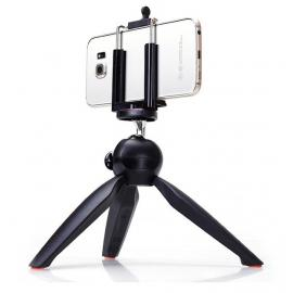 YUNTENG XH-228 Mini Tripod for Camera Stand Phone Mount Holder  ستاند حامل جوال او كاميرا من يونتينق