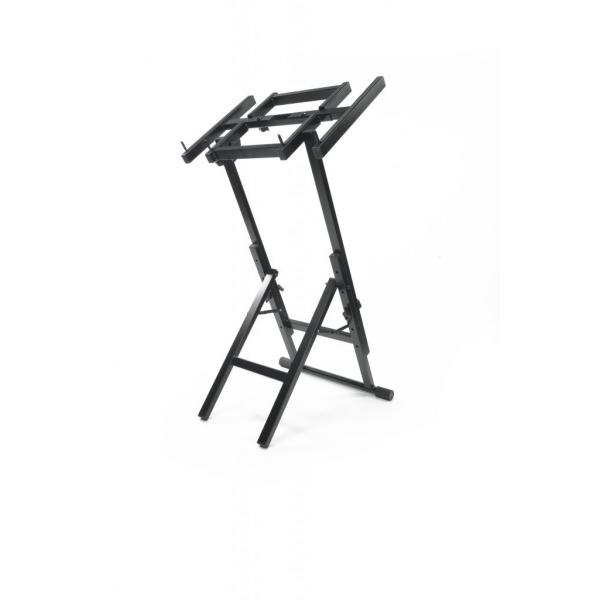 ATHLETIC L-2 LAPTOP PROJECTOR MIXER STAND حامل ارضي