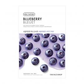 The Face Shop-Real Nature.Blueberry Face Mask