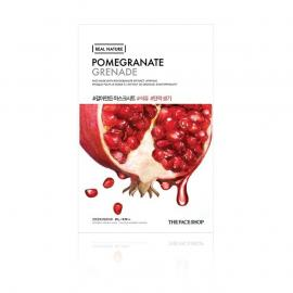 The Face Shop-Real Nature.Pomegranate Face Mask