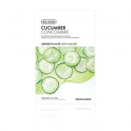 The Face Shop-Real Nature.Cucumber Face Mask
