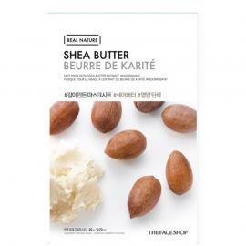 The Face Shop-Real Nature.Shea Butter Face Mask