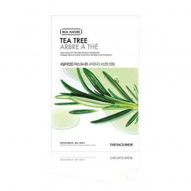 The Face Shop-Real Nature.Tea Tree Face Mask