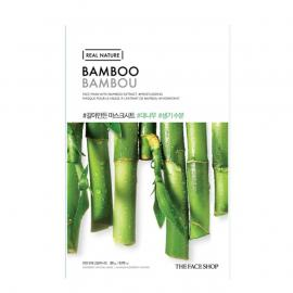 The Face Shop-Real Nature.Bamboo Face Mask