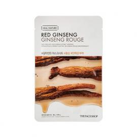 Real Nature.Red Ginseng Face Mask
