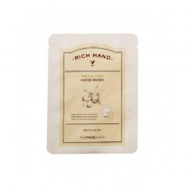 The Face Shop -RICH HAND V SPECIAL CARE HAND MASK