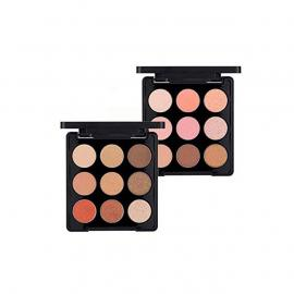 The Face Shop-Monopop Eyeshadow Palette 02 Mood Coral
