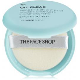 The Faceshop Oil Clear Smooth&Bright Pact Spf30 Pa   N203