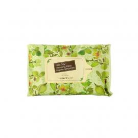 The Face Shop - Herb Day Cleansing Wipes