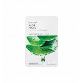 The Face Shop-Real Nature.Aloe Face Mask