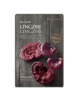REAL NATURE MASK SHEET LINGZHI.2017