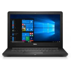 Dell Inspiron 3467 Laptop - Intel Core i3-6006U, 14 Inch, 1TB, 4GB, Eng-Arb Keyboard, Windows 10, Black