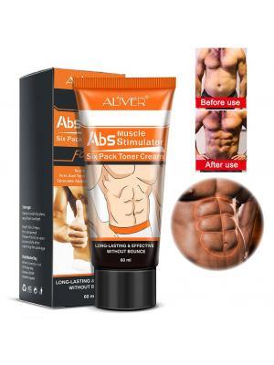 Slimming Cream Fat Burning Muscle Belly Weight Loss Treatment for Shaping Abdomen Buttocks Powerful Abdominal Muscle Cream DFA