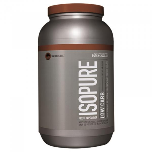 Iso Pure,  Protein Powder, 3 lb. 1361 g