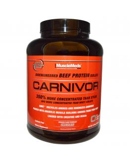 Carnivor,  Beef Protein , Chocolate, 4.6 lbs (2038 g كارنيفور