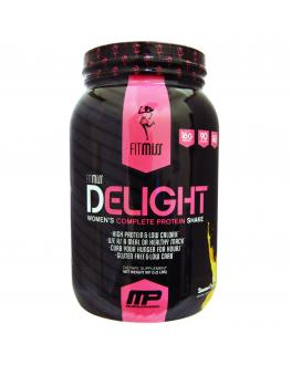 Delight, Women's Banana Cream, 2 lbs (907 g
