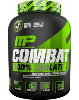 مصل فارم كومبات ايزوليت بروتين - 84 سكوب -  MP Combat 100% isolate protein - 84 Scops