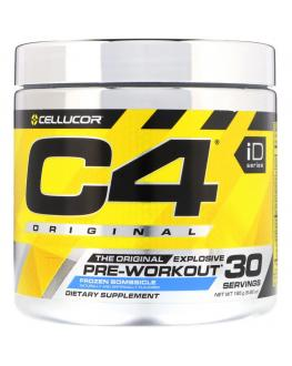 C4, Pre-Workout -30SERVINGS  - سي فور - 30 سكوب