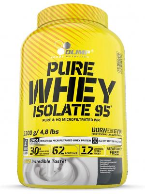 olimp sport nurition - بيور واي ايزوليت 95 - pure whey isolate 95