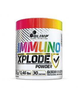 امينو اكسبلود - IMMUNO XPLODE POWDER - 210 G - CITRUS LEMONADE