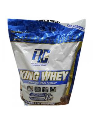 كنق واي شوكلاتة - KING WHEY PROTEIN CHOCOLATE  10 LPS