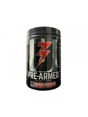 PRE - ARMED POWERFUL PRE WORKOUT - 10 SERVINGS -