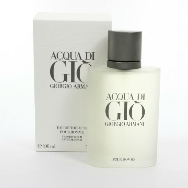 عطر ACQUA DI GIO ARMANI 100ML تقليد درجة اولى