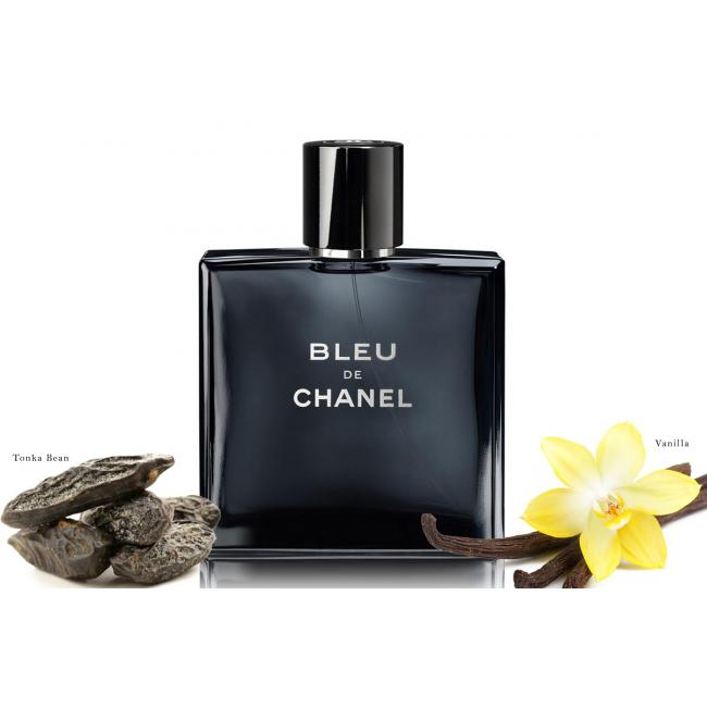 عطر BLEU DE CHANEL 100ML تقليد درجة اولى