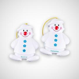 AKSM-3 Baby Cry Transmitter and Receiver Alarm