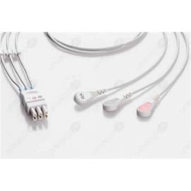 GE Healthcare>Datex>Ohmeda Reusable ECG LeadWires DX3-90S