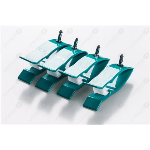 Adult limb clamps AHA 4pcs/set