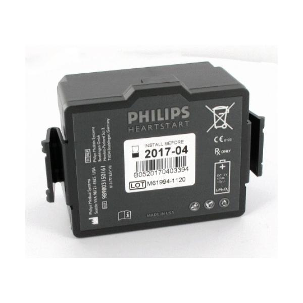 Battery Philips / Laerdal DSA HeartStart FR3