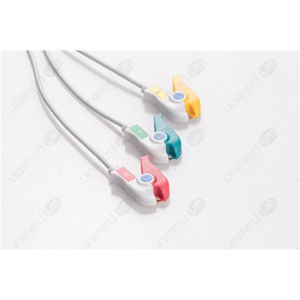 Mindray Disposable One Piece ECG Fixed Cable 2312P-I