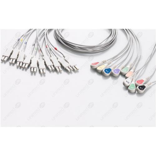 Philips EKG LeadWires AA10-LS