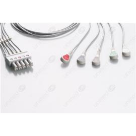 Mindray Reusable ECG LeadWires MRC5-90S