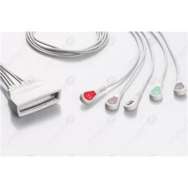 Philips Reusable ECG LeadWires PT5-90S
