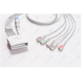 Philips Reusable ECG LeadWires PTS5-90S