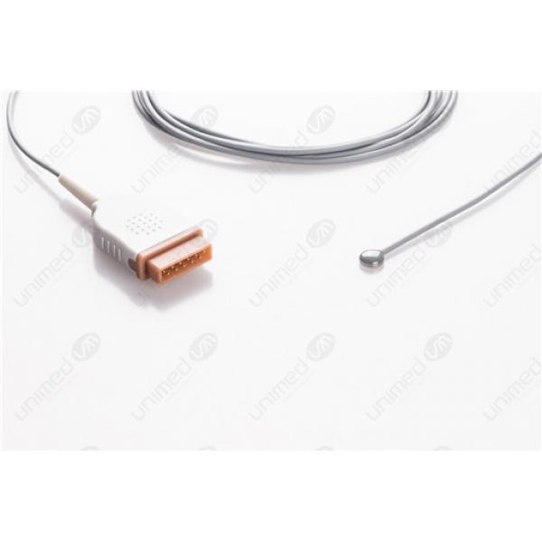 GE Healthcare compatibility Reusable Temperature Probe TMQ-AS