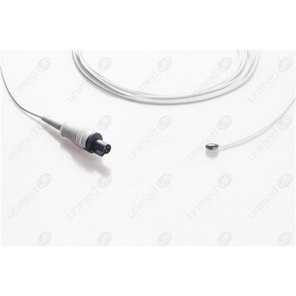 GE Healthcare compatibility Reusable Temperature Probe TOH-PS