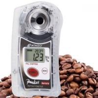 Digital Pocket Refractometer PAL-COFFEE (BX/TDS)
