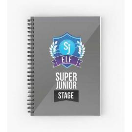 دفتر Super Junior