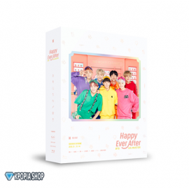 BTS 4th MUSTER [Happy Ever After] Blu-ray 3 DISC