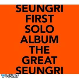 (.Big Bang : Seung Ri – Album Vol.1 [THE GREAT SEUNGRI] (ORANGE Ver