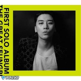 MELON] SEUNGRI 1ST ALBUM – THE GREAT SEUNGRI CD]