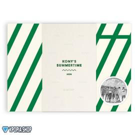 (DVD iKON – KONY'S SUMMERTIME (Limited Edition