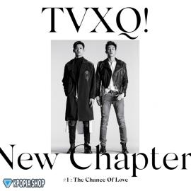 Dong Bang Shin Ki (TVXQ!)-Ep.8-[New Chapter # 1: The Chance of Love] - النسخة العشوائية