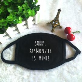 ماسك SORRY RAP MONSTER IS MINE