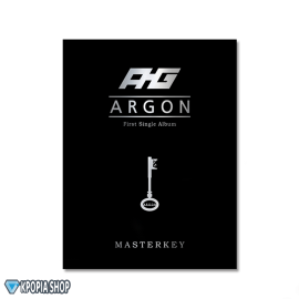 ARGON - Single Album Vol.1 - MASTER KEY