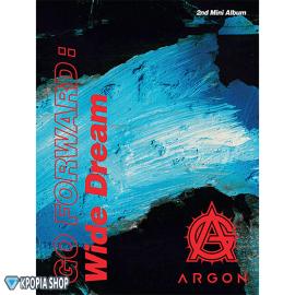 ARGON - Mini Album Vol.2 - GO FORWARD : Wide Dream