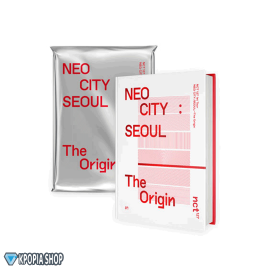 PHOTOBOOK - NCT 127 - NCT 127 1st Tour NEO CITY : SEOUL – The Origin Photobook& LiveAlbum